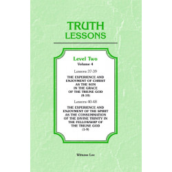 Truth Lessons, Level 2, Vol. 4