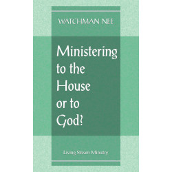 Ministering to the House or...