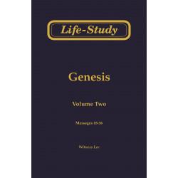 Life-Study of Genesis, Vol....