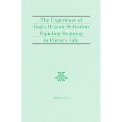 Experience of God's Organic...