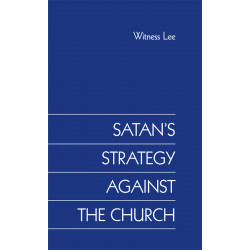 Satan's Strategy Against...