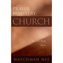 Prayer Ministry of the...