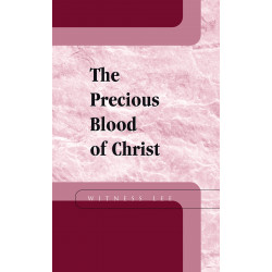 Precious Blood of Christ, The