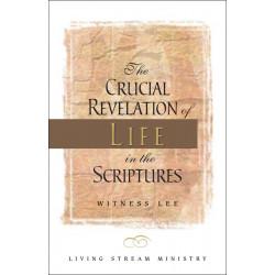 Crucial Revelation of Life...