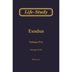 Life-Study of Exodus, Vol....
