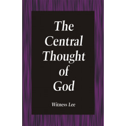Central Thought of God, The