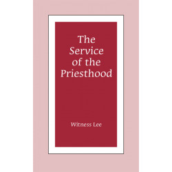 Service of the Priesthood, The