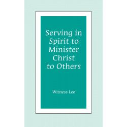 Serving in Spirit to...