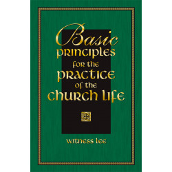 Basic Principles for the...