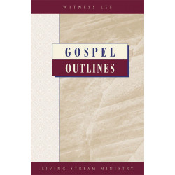 Gospel Outlines