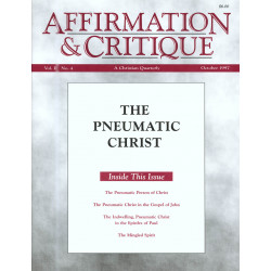 Affirmation and Critique,...