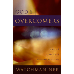 God's Overcomers (Hardbound)