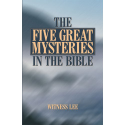 Five Great Mysteries in the...