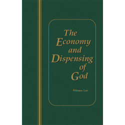 Economy and Dispensing of...
