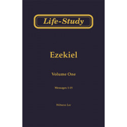 Life-Study of Ezekiel, Vol....