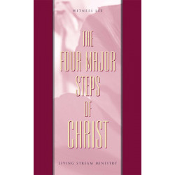 Four Major Steps of Christ,...
