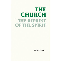 Church--the Reprint of the...