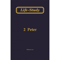 Life-Study of 2 Peter (1-13)