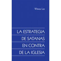 Estrategía de Satanás en...