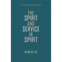 Spirit and the Service in...