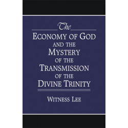 Economy of God and the...
