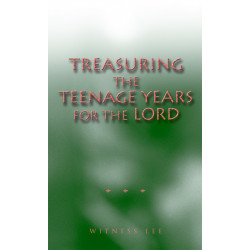 Treasuring the Teenage...