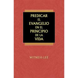 Predicar el evangelio en el...