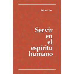 Servir en el espíritu humano