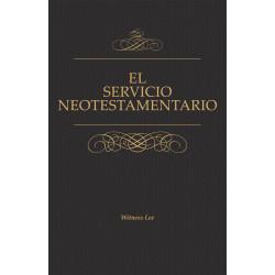 Servicio neotestamentario, El