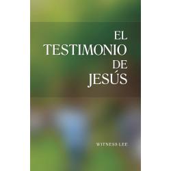 Testimonio de Jesús, El