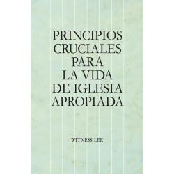Principios cruciales para...