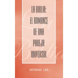 Biblia--El romance de una...