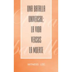 Una batalla universal: la...