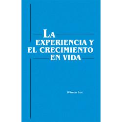 Experiencia y el...