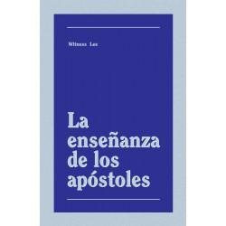 Enseñanza de los apóstoles, La