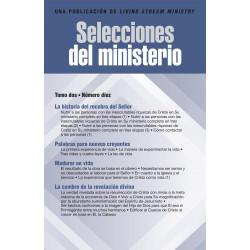 Seleciones del ministerio,...
