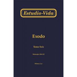 Estudio-vida de Exodo, tomo...